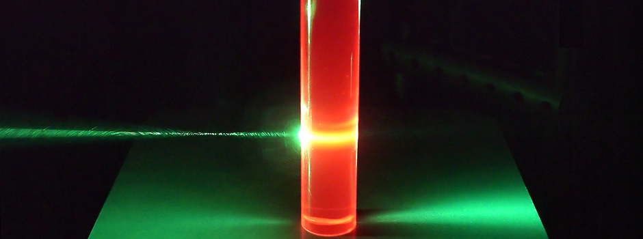 Ruby laser rods for high power Q-switched laser systems