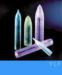 Nd:YLF laser crystals